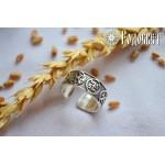 Славянский оберег - кольцо Силы